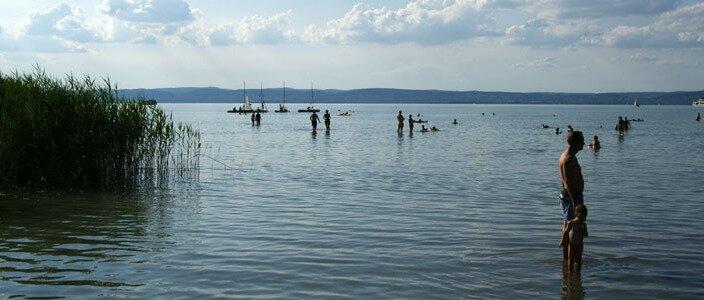 Balaton - to nie jest jezioro dla normalnych ludzi