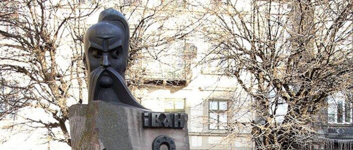Lwów, Iwan Podkowa, pielmieni i wareniki