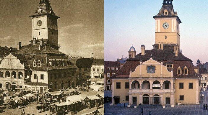 Podróż do Rumunii w 1933 i dziś