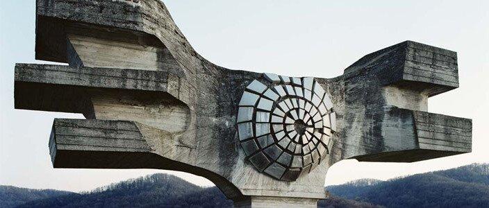 Niesamowite pomniki komunistycznej Jugosławii